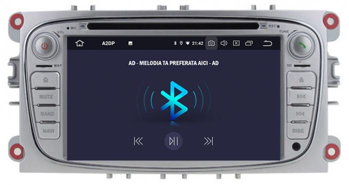 Navigatie Auto Dedicata Ford cu Android | AutoDrop.ro 4
