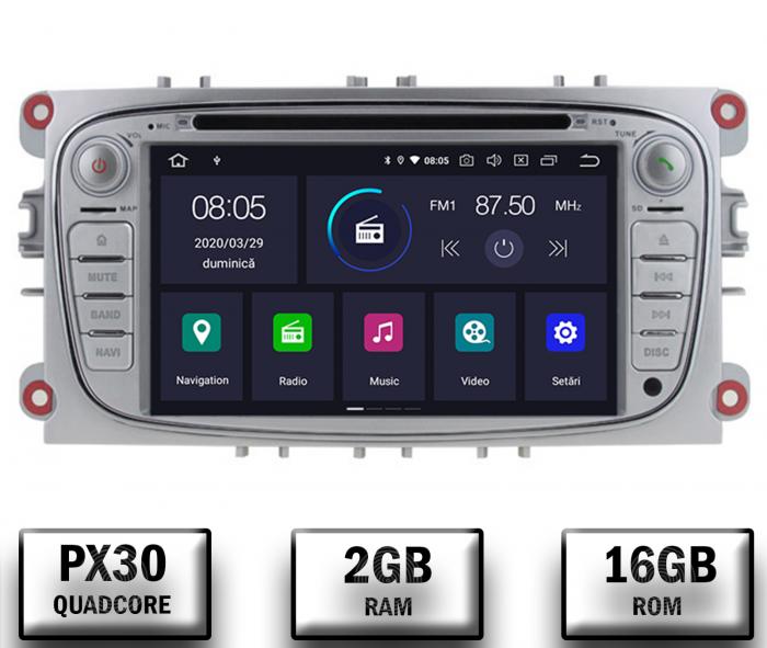Navigatie Auto Dedicata Ford cu Android | AutoDrop.ro 0