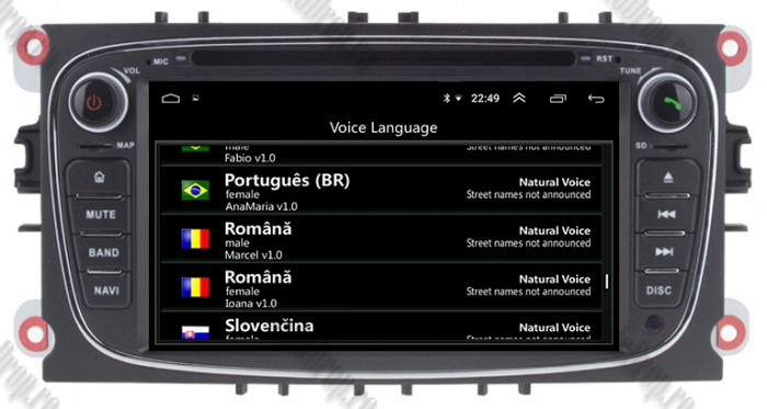 Navigatie Dedicata Ford Focus/Mondeo/S-max | AutoDrop.ro 10
