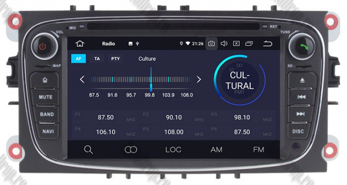 Navigatie Dedicata Ford Focus/Mondeo/S-max | AutoDrop.ro 3