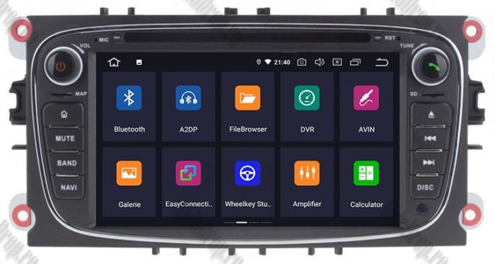 Navigatie Dedicata Ford Focus/Mondeo/S-max | AutoDrop.ro 2
