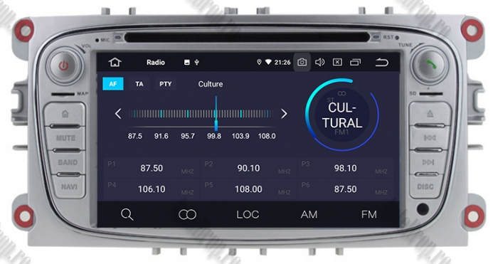 Navigatie GPS Ford Focus/Mondeo/S-max GRI | AutoDrop.ro 4