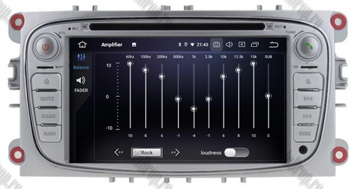 Navigatie GPS Ford Focus/Mondeo/S-max GRI | AutoDrop.ro 6