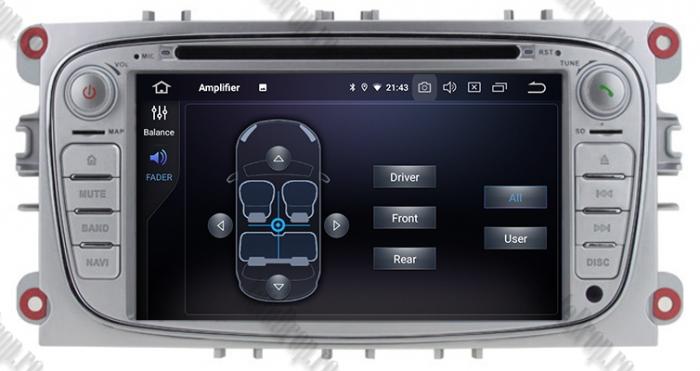 Navigatie GPS Ford Focus/Mondeo/S-max GRI | AutoDrop.ro 7