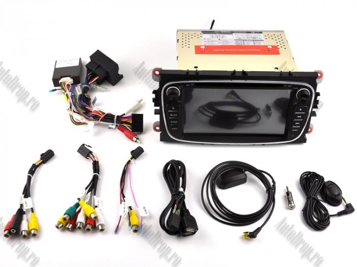 Navigatie Ford Focus/Mondeo/S-max/Transit/Tourneo 15