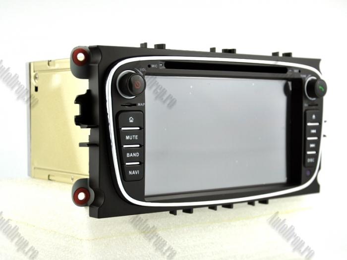 Navigatie Ford Focus/Mondeo/S-max/Transit/Tourneo 21