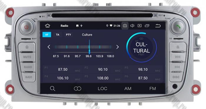 Navigatie Auto Dedicata Ford cu Android | AutoDrop.ro 3