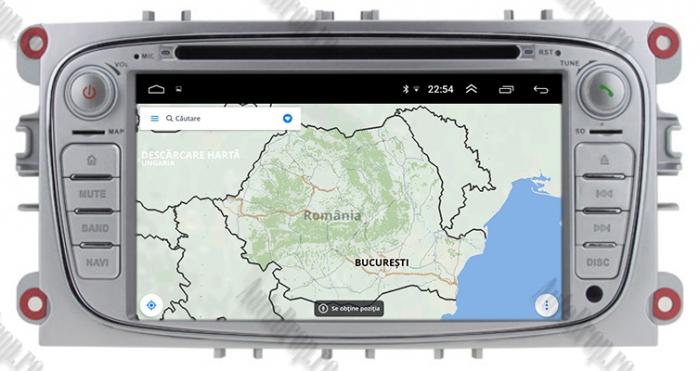 Navigatie Auto Dedicata Ford cu Android | AutoDrop.ro 12