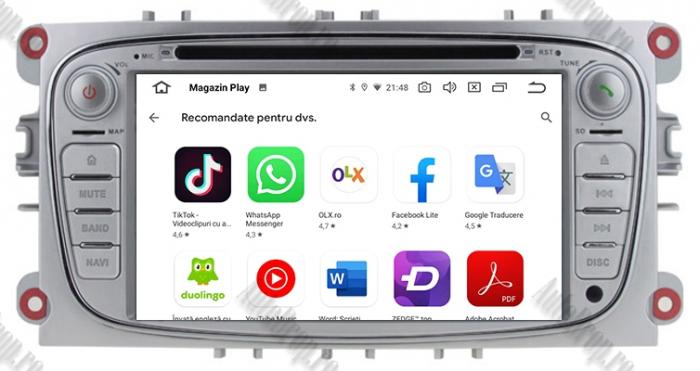 Navigatie Auto Dedicata Ford cu Android | AutoDrop.ro 10