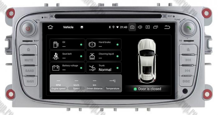 Navigatie Auto Dedicata Ford cu Android | AutoDrop.ro 8