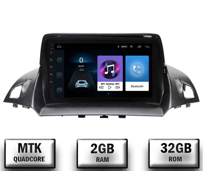 Navigatie Ford Kuga 2013-2018 2+32GB | AutoDrop.ro [0]