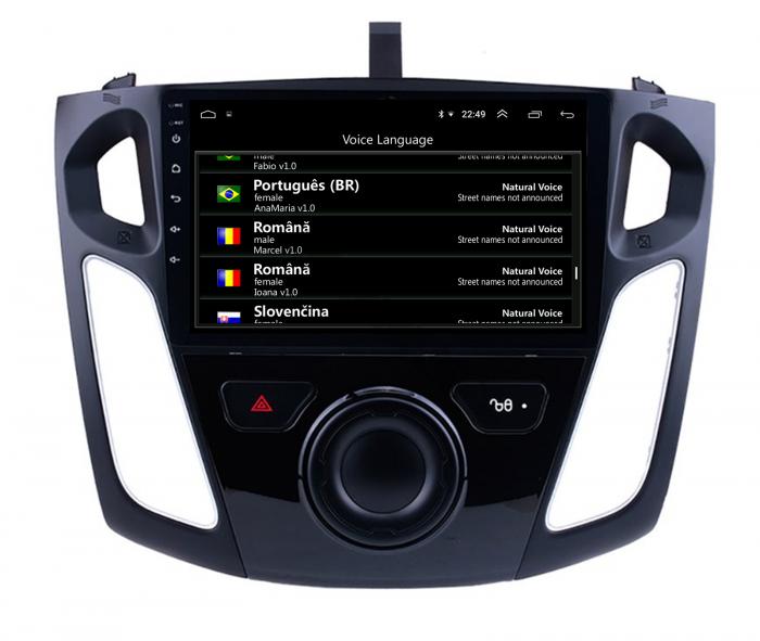 Navigatie Android Ford Focus 2011-2019   AutoDrop.ro [6]