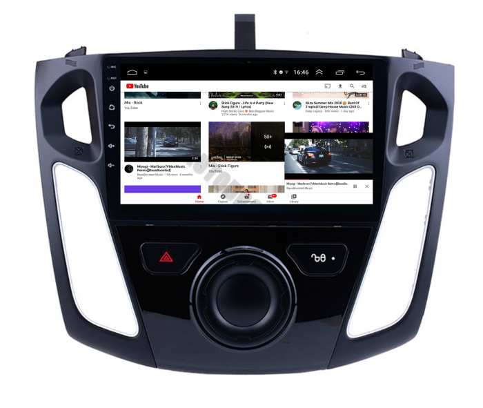 Navigatie Ford Focus 2011-2019 PRO | AutoDrop.ro 13