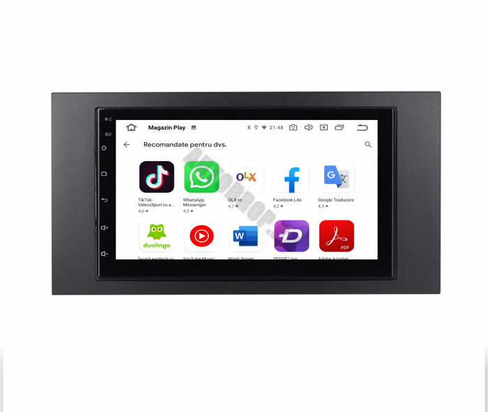 Navigatie Android Ford 2DIN 1+16GB   AutoDrop.ro [4]
