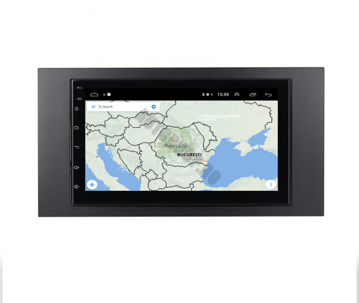 Navigatie Android Ford 2DIN 1+16GB   AutoDrop.ro [8]