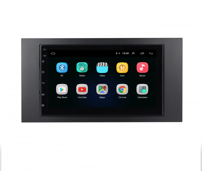 Navigatie Android Ford 2DIN 2+32GB | AutoDrop.ro [2]