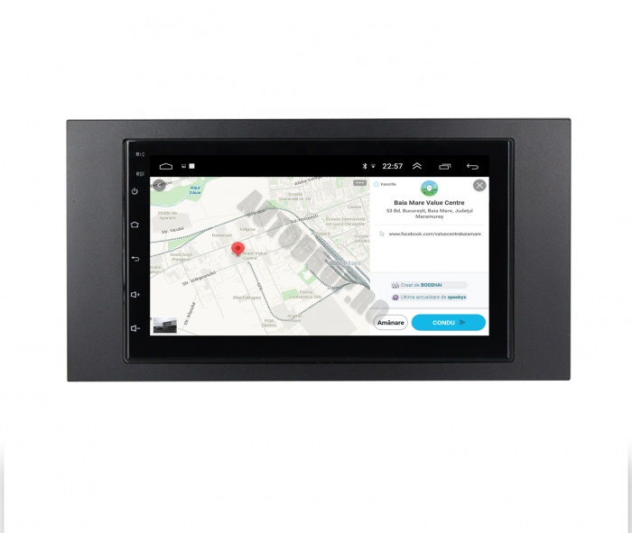 Navigatie Android Ford 2DIN 1+16GB   AutoDrop.ro [9]