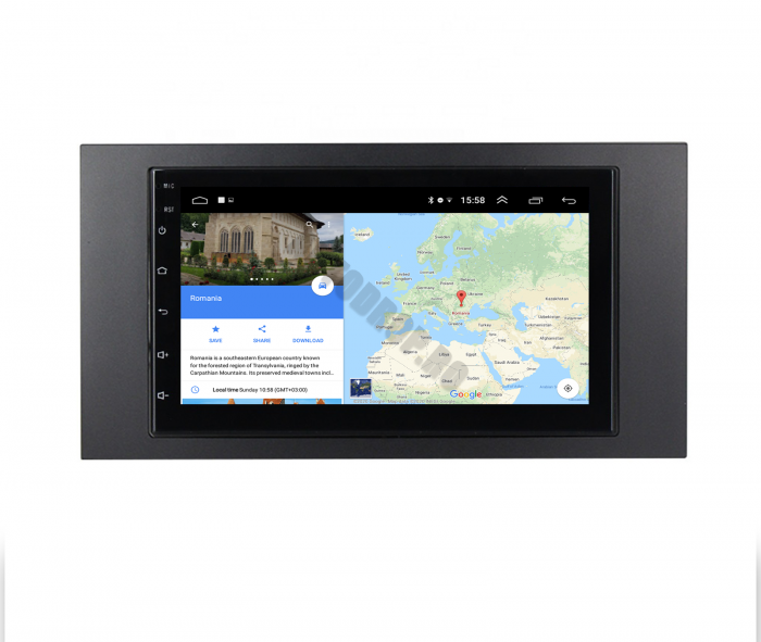 Navigatie Android Ford 2DIN 1+16GB   AutoDrop.ro [10]