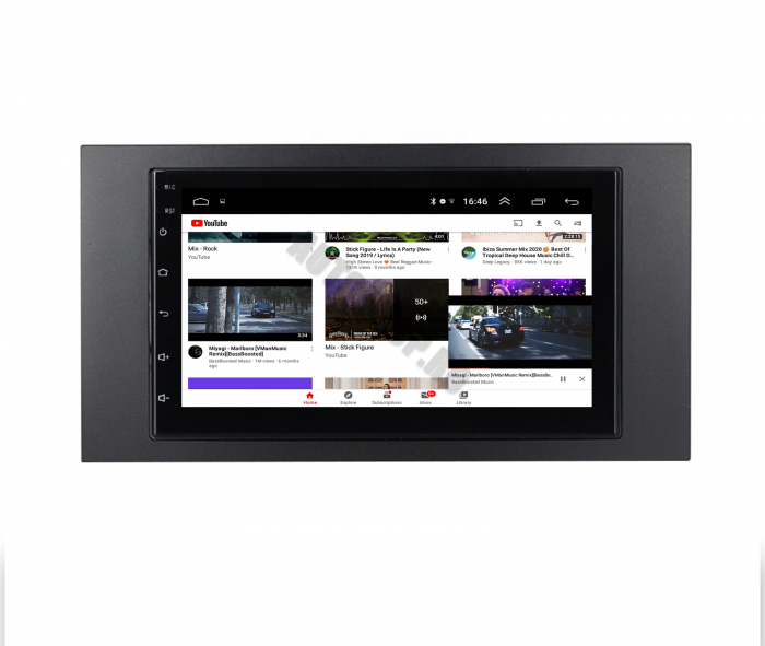Navigatie Android Ford 2DIN 1+16GB   AutoDrop.ro [12]