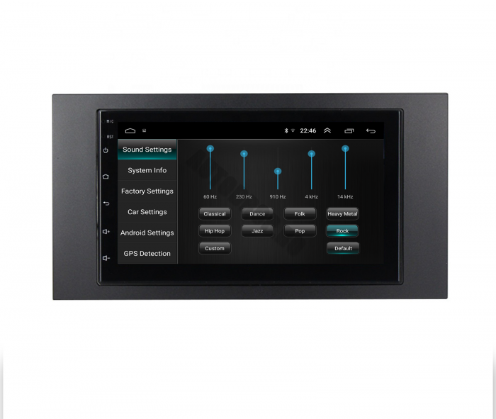 Navigatie Android Ford 2DIN 2+32GB | AutoDrop.ro [13]