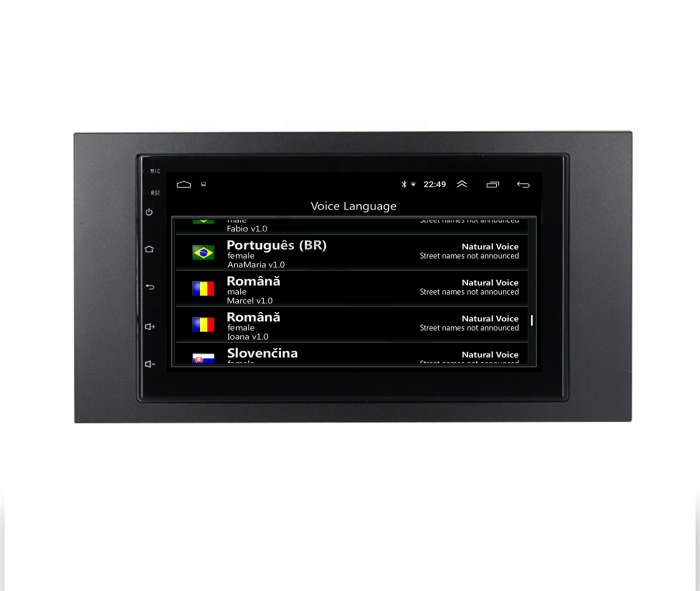 Navigatie Android Ford 2DIN 1+16GB   AutoDrop.ro [7]