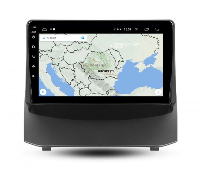 Navigatie Android Ford Fiesta 2009-2018 | AutoDrop.ro [12]