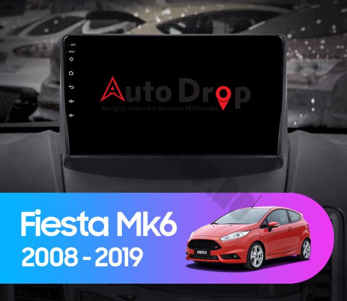 Navigatie Android Ford Fiesta 2009-2018 | AutoDrop.ro [14]