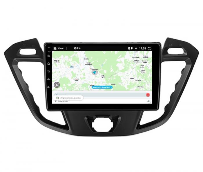 Navigatie Android 10 Ford Transit / Tourneo | AutoDrop.ro [11]