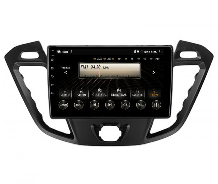 Navigatie Android 10 Ford Transit / Tourneo | AutoDrop.ro [4]