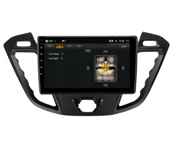 Navigatie Android 10 Ford Transit / Tourneo | AutoDrop.ro [7]