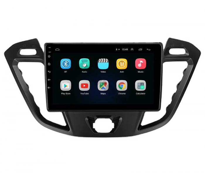 Navigatie Android Ford Transit / Tourneo | AutoDrop.ro [3]