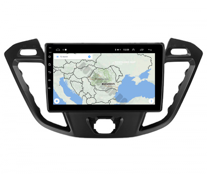 Navigatie Android Ford Transit / Tourneo | AutoDrop.ro [7]