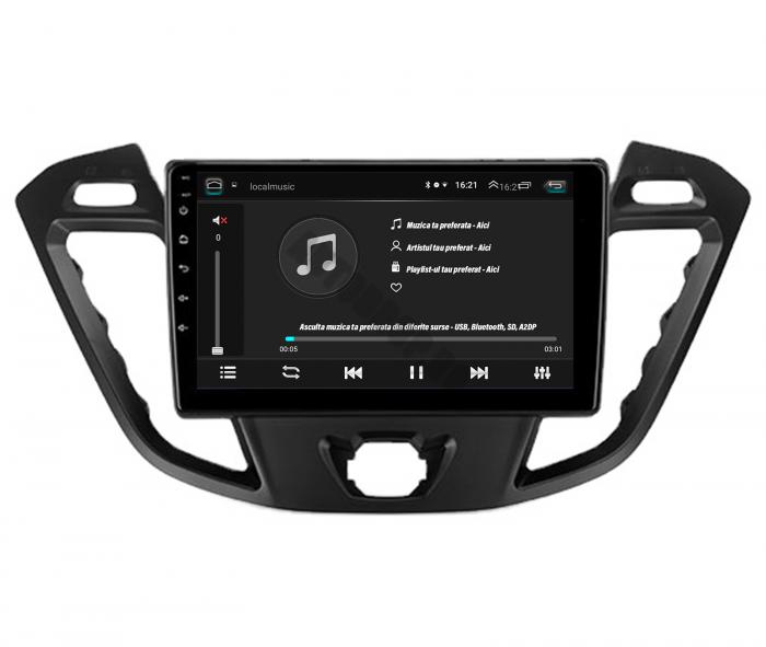 Navigatie Android Ford Transit / Tourneo | AutoDrop.ro [13]
