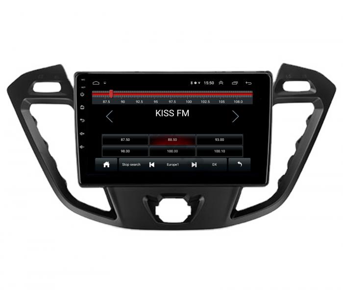 Navigatie Android Ford Transit / Tourneo | AutoDrop.ro [1]