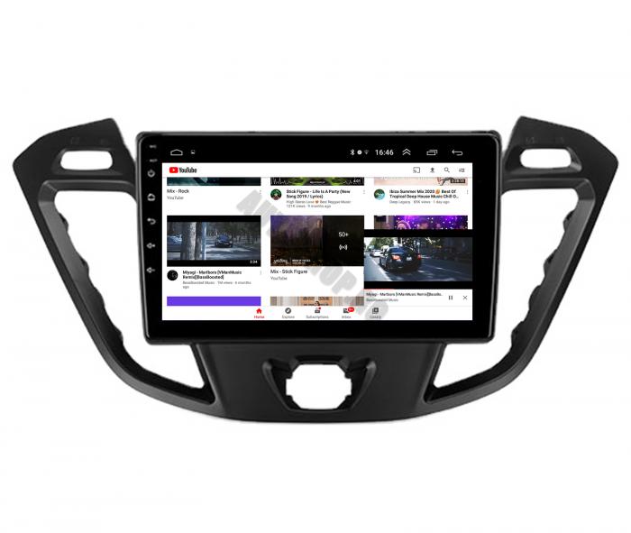 Navigatie Android Ford Transit / Tourneo | AutoDrop.ro [12]