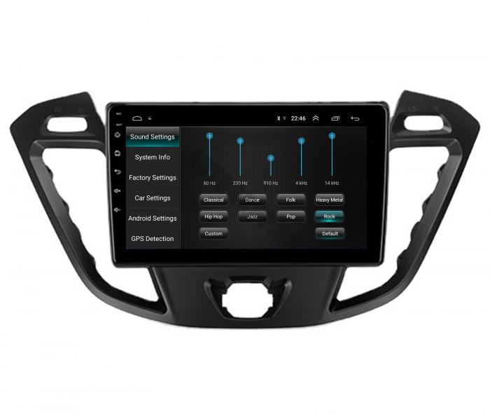 Navigatie Android Ford Transit / Tourneo 2GB | AutoDrop.ro [10]