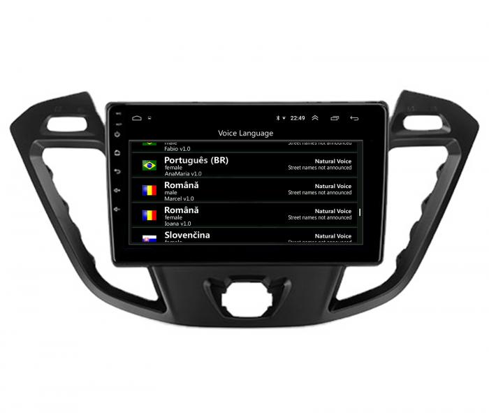 Navigatie Android Ford Transit / Tourneo | AutoDrop.ro [11]