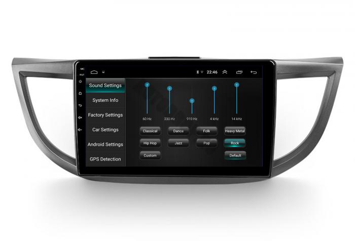Navigatie Android Honda CRV 2011+ 2GB | AutoDrop.ro 8
