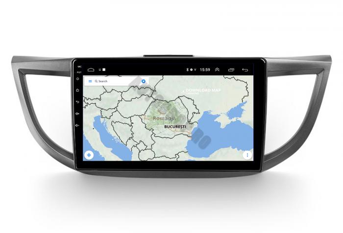 Navigatie Android Honda CRV 2011+ 2GB   AutoDrop.ro 13