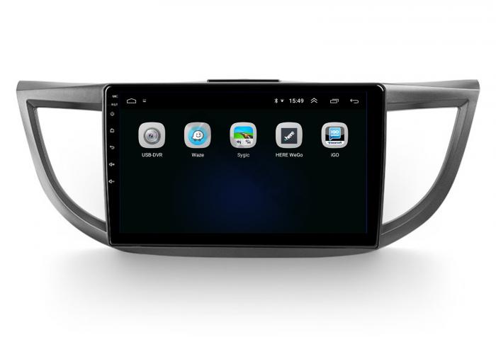 Navigatie Android Honda CRV 2011+ | AutoDrop.ro [4]