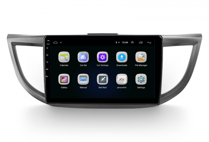 Navigatie Android Honda CRV 2011+ 2GB   AutoDrop.ro 3