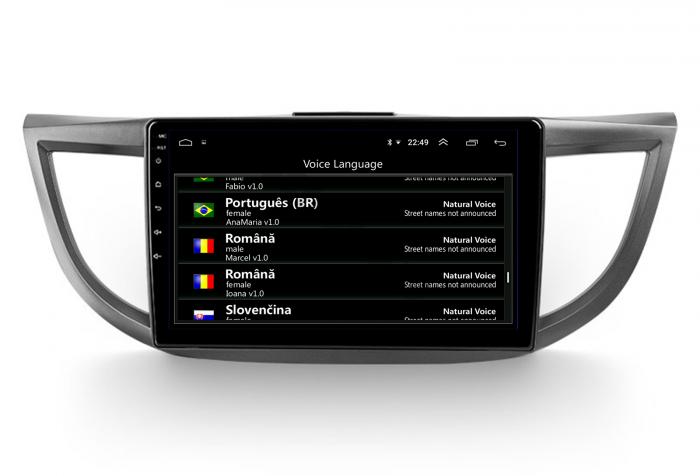 Navigatie Android Honda CRV 2011+ 2GB | AutoDrop.ro 9