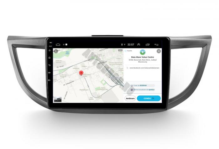 Navigatie Android Honda CRV 2011+ 2GB | AutoDrop.ro 12