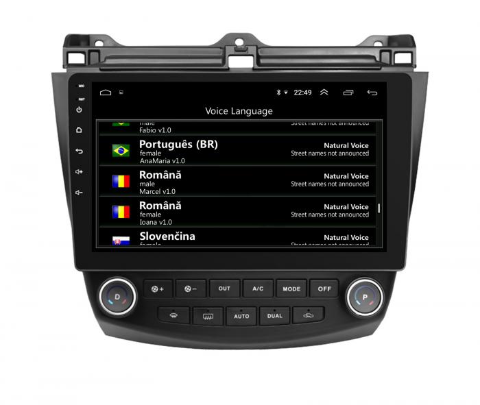 Navigatie Android Honda Accord 7 2+32GB | AutoDrop.ro 12