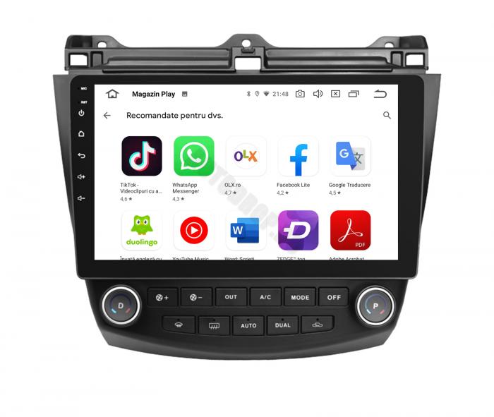 Navigatie Android Honda Accord 7 2007 | AutoDrop.ro 8
