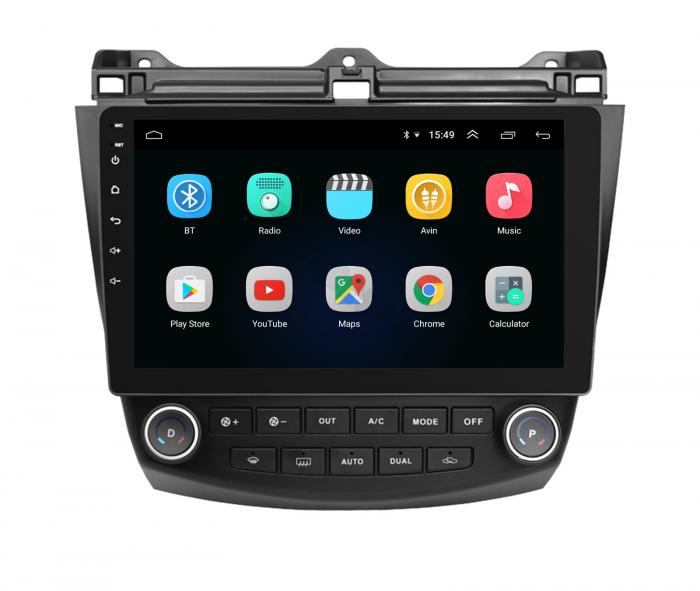 Navigatie Android Honda Accord 7 2007 | AutoDrop.ro 2