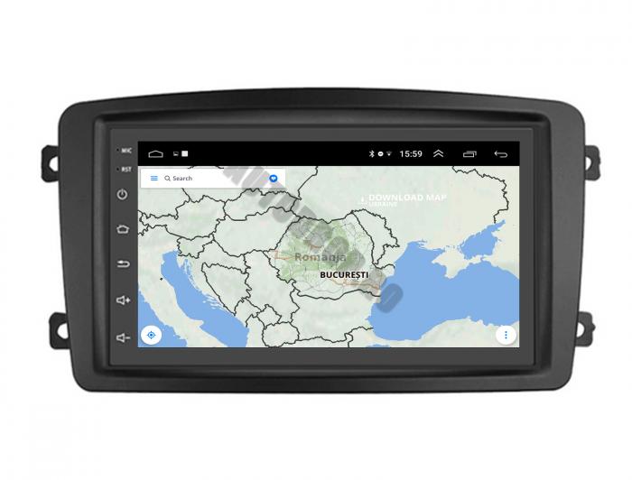 Navigatie Mercedes C-Class, Vito, Viano | AutoDrop.ro 14