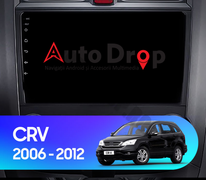 Navigatie Honda CRV 2006-2012 PX6   AutoDrop.ro [19]