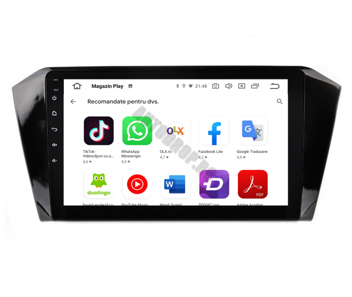 Navigatie Android VW Passat B8 | AutoDrop.ro [8]