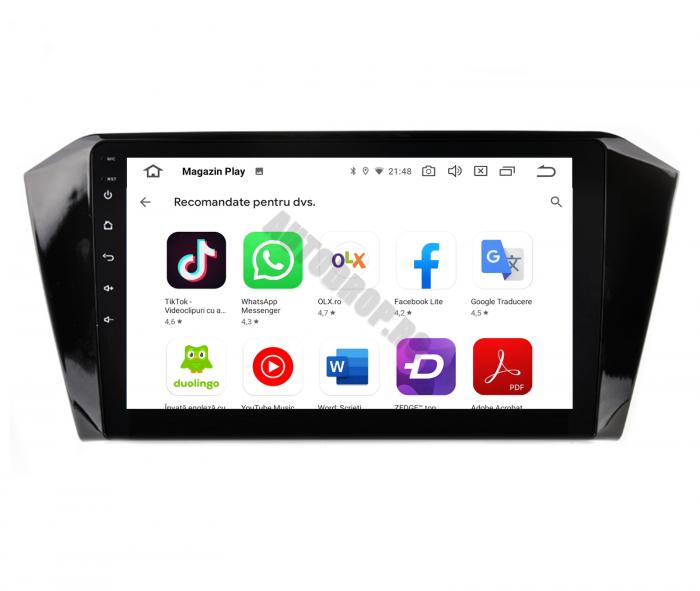 Navigatie Android VW Passat B8 2GB | AutoDrop.ro 8